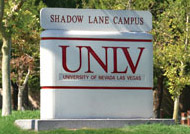 University of Nevada at Las Vegas